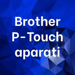 Brother P-touch aparati