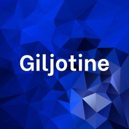 Giljotine