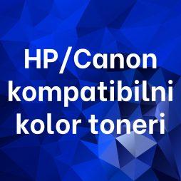 HP/Canon kompatibilni kolor toneri