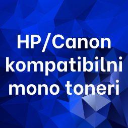 HP/Canon kompatibilni mono toneri