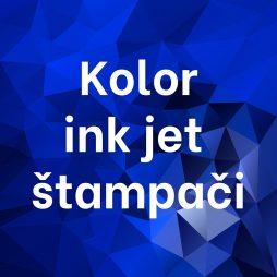 Kolor ink jet štampači