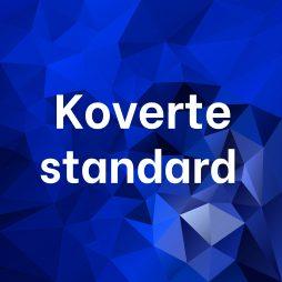 Koverte standard