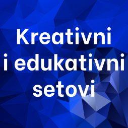 Kreativni i edukativni setovi