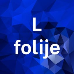 """L"" folije"