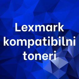 Lexmark kompatibilni toneri