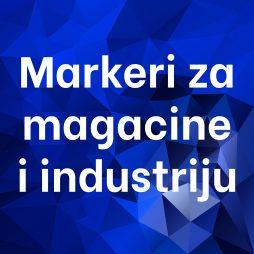 Markeri za magacine i industriju
