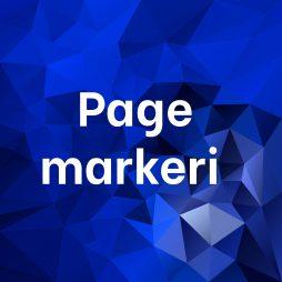 Page markeri