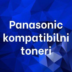 Panasonic kompatibilni toneri