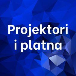 Projektori i platna