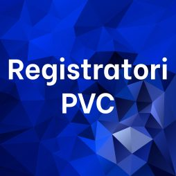 Registratori pvc