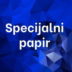 Specijalni papiri