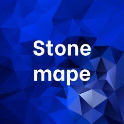 Stone mape