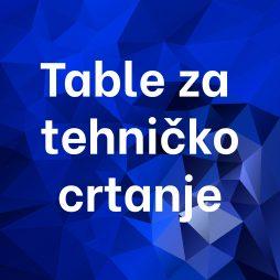 Table za tehničko crtanje