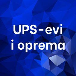 UPS-evi i oprema