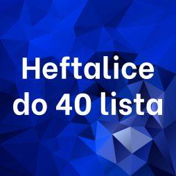 Heftalice do 40 lista