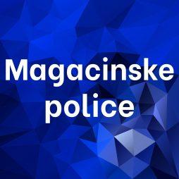 Magacinske police