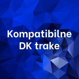 Kompatibilne DK trake
